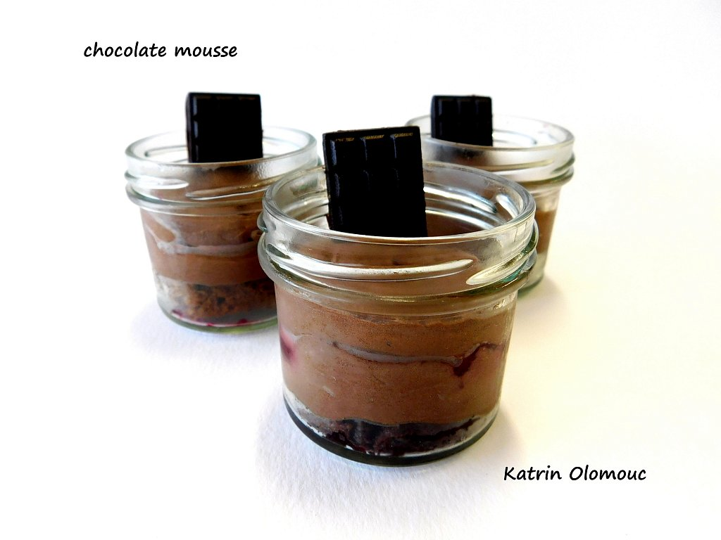 chocollate mousse